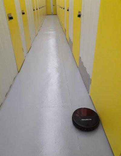 Limpieza diaria de instalaciones duque solaeta