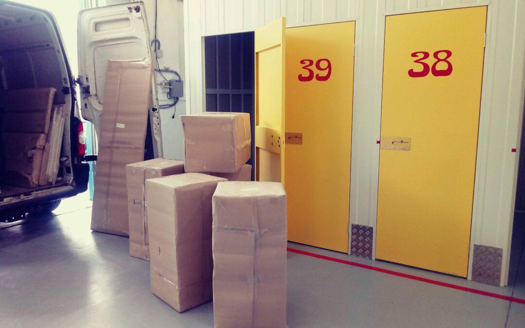 Optimice su logística gracias a los minialmacenes y trasteros de alquiler